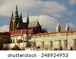 europe  czech republic  prague. | Shutterstock . vector #248924953