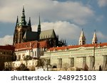 europe  czech republic  prague. | Shutterstock . vector #248925103