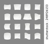 set of geometric shapes for... | Shutterstock .eps vector #248926153