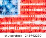 United States Of America Flag....