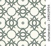 vector seamless pattern....   Shutterstock .eps vector #249019954