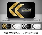 creative business card design | Shutterstock .eps vector #249089080