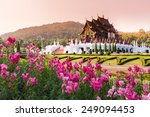Ho Kham Luang At Royal Flora...