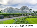 Greenhouse In The Grounds Of...