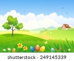 vector illustration of an... | Shutterstock .eps vector #249145339