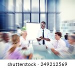 business people team teamwork... | Shutterstock . vector #249212569