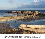 walking around boca patrick and ... | Shutterstock . vector #249242170