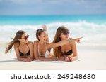 Summer Holidays  Beach Concept...