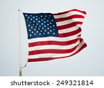 flag  usa large | Shutterstock . vector #249321814