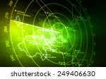 Abstract Radar With Targets In...