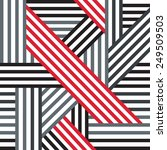 abstract seamless pattern.... | Shutterstock .eps vector #249509503