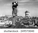 Aircraft Spotter Searches The...