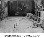 U.s. Army Signal Corps Using...
