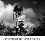 French Civilians' Tribute To A...