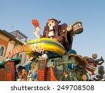viareggio  italy   february 23  ... | Shutterstock . vector #249708508