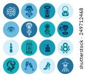 design elements for... | Shutterstock .eps vector #249712468