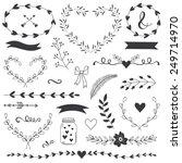 Romantic And Love Illustration...