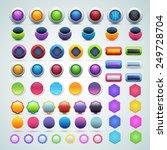 vector website elements design...