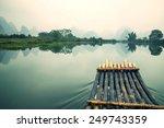 China Guilin Yangshuo Bamboo...