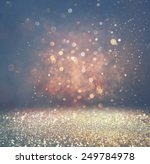 abstract blurred photo of bokeh ...   Shutterstock . vector #249784978