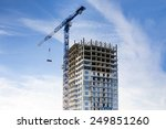 Construction Of High Rise...