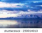 lake manasarovar in western...   Shutterstock . vector #250014013