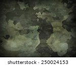 dirty camouflage for background | Shutterstock . vector #250024153