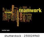 vector concept or conceptual...   Shutterstock .eps vector #250024960