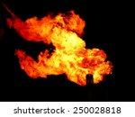 fire | Shutterstock . vector #250028818