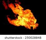 fire | Shutterstock . vector #250028848