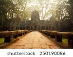 Ancient Temples Of Ta Prohm...
