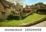 Bibury. Cotswold Stone Cottage...