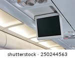 Digital Screen In Plane