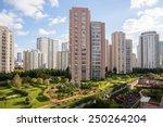 apartments   Shutterstock . vector #250264204