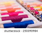 Sewing Thread In Lots Of...