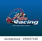 Logo Or Icon Of Motor Racing A...