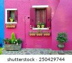 Burano Island  Venice....
