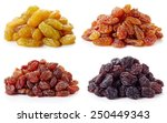 Collection Of Various Raisins...
