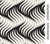 vector seamless pattern. modern ... | Shutterstock .eps vector #250483924