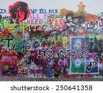 Постер, плакат: The Lennon Wall since