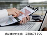business accounting | Shutterstock . vector #250675900