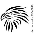 eagle | Shutterstock .eps vector #25068043