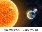 Earth And The Sun   Elements O...
