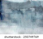 Gray Blue Watercolor  Texture