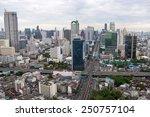 bangkok 5 december   top view... | Shutterstock . vector #250757104