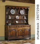 Old Antique Hand Made And Oak...