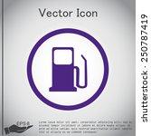 gas station. symbol gas station ...   Shutterstock .eps vector #250787419