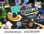 The Customer Service Target...