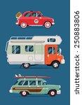 vector flat design private... | Shutterstock .eps vector #250883806