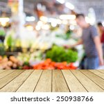 Grocery Store Background ...